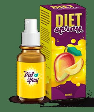 Recenze Diet Spray