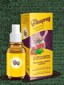 Fitospray - Recenze produktu