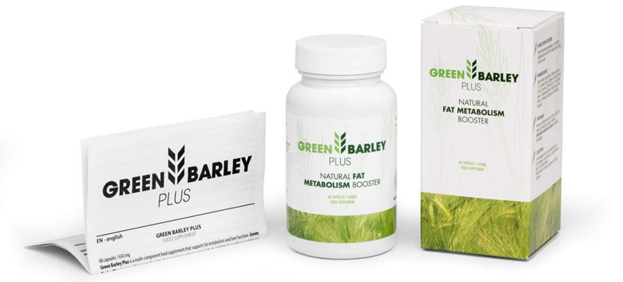Green Barley Plus Co je to?