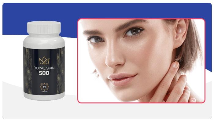 Royal Skin 500 Jak droga funguje?