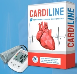 CardiLine co je to?