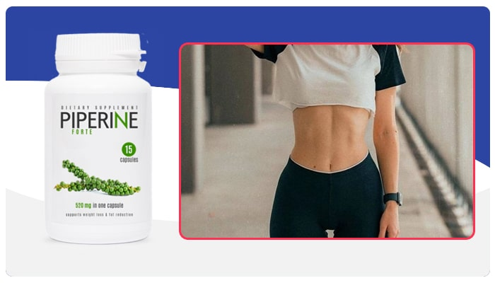 Piperine Forte Jak droga funguje?