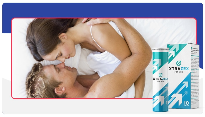 Xtrazex Jak droga funguje?