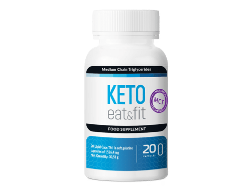 Keto Eat&Fit co je to?