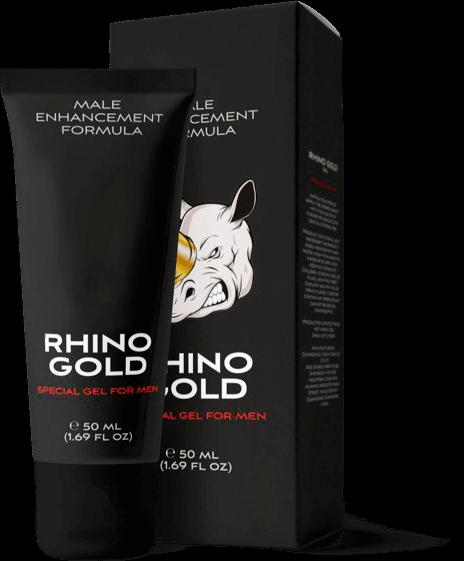 Recenze Rhino Gold Gel