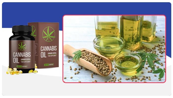 Pokyny: Jak používat Cannabis Oil?