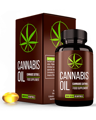 Cannabis Oil co je to?