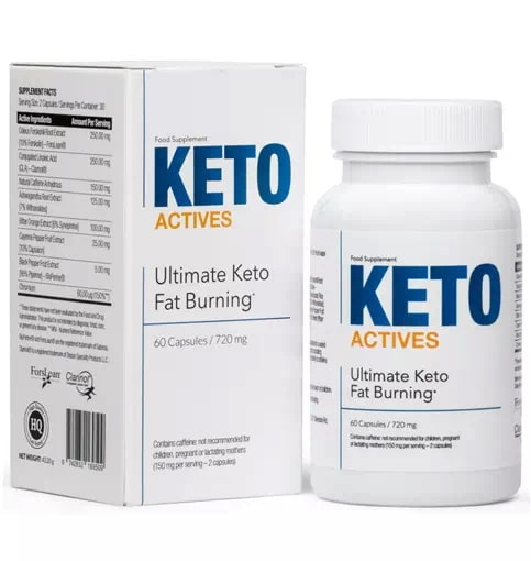 Keto Actives Co je to?