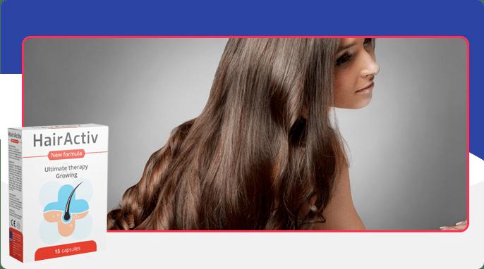 HairActiv Pokyny: Jak používat?