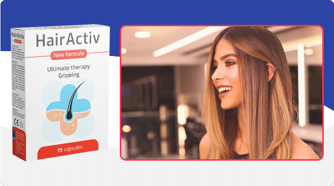 HairActiv Jak droga funguje?