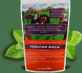 Peruvian Maca Co je to?