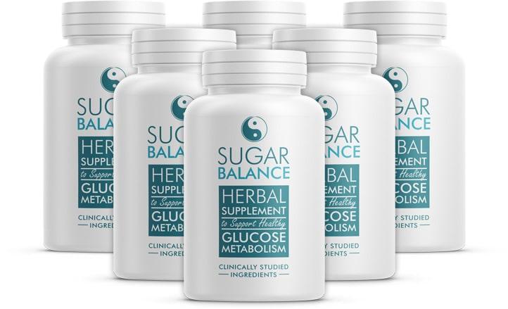 Sugar Balance co je to?